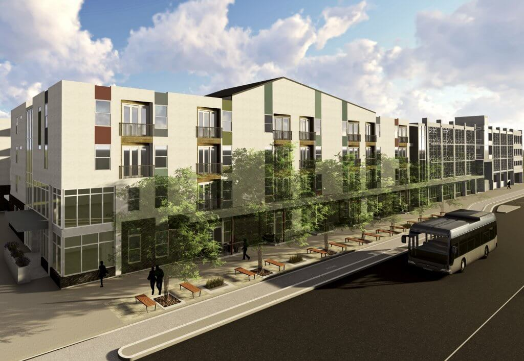 Longmont Development at 5th and Coffman